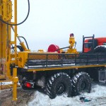 Бурение скважины на воду в Москве зимой