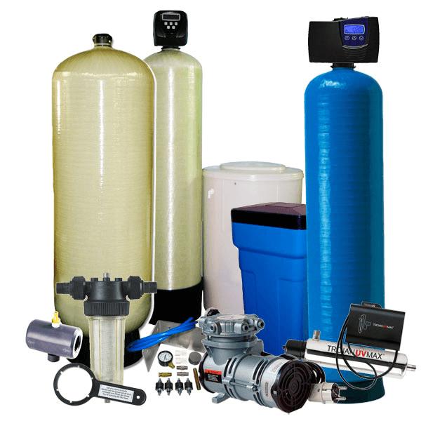 Система водоочистки